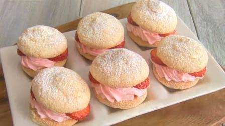 教你在家自制美味的马卡龙,方法简单,学会了不用去甜品店买啦!