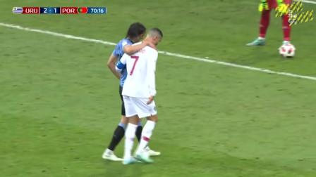 足球场上值得Respect的20个瞬间