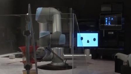 """新闻早报 2019 机器人""""咖啡师""""亮相日本实体店"""