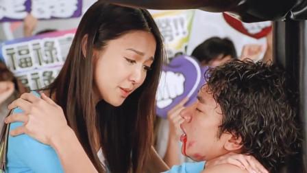 《爆笑角斗士》,王祖蓝成名之作,靠这部电影奠定自己影坛地位!
