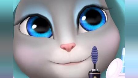 安吉拉化妆舞会 汤姆猫游戏