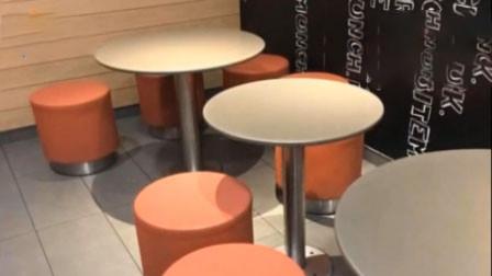 广东一餐厅圆桌倒下砸中脚部 女童脚趾被截肢