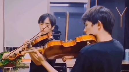 一起乐队吧 第一季 气质提琴手谢灵杰和他的朋友