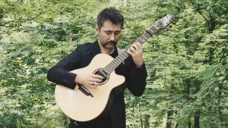 土耳其吉他大师Ali Deniz Kardelen (阿里·丹尼斯·卡德伦)最新作品- Black Earth