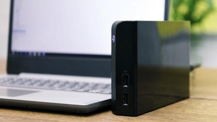 存储扩展一步到位,希捷桌面硬盘HUB体验