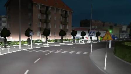 【书书zyj】欧洲卡车模拟2 第二季 ❤ 红灯炒鸡多的赫尔辛堡