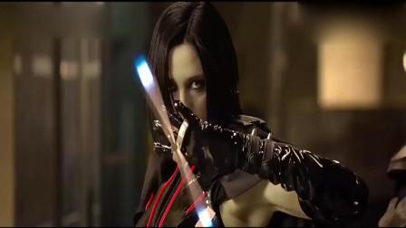 机器之血:如此美丽的女特工居然是罗志祥男扮女装,画面太美不敢看!