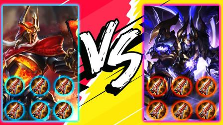 王者擂台:吕布vs夏侯惇,吕布:知道为什么输吗?可能你充得少!