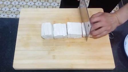 农家豆腐的做法,口感滑嫩,做法简单,大人孩子都喜欢吃