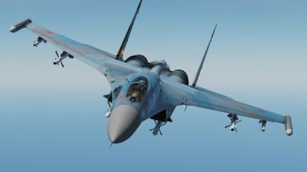 《苏-27出击》超燃硬核空战短片预告!大香蕉首只原创微电影!战争模拟
