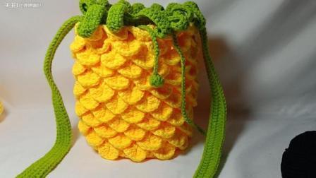 鱼鳞花型菠萝包教程18完结