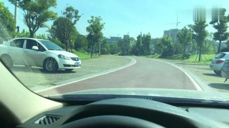 驾驶技巧:倒车入库详讲,掌握这个技巧,再小的车位也能轻松停好