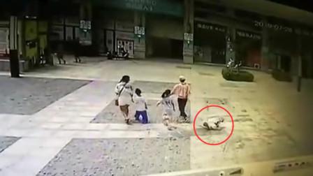 """河南男童不小心摔了一跤 身上竟""""摔""""出一身泡"""