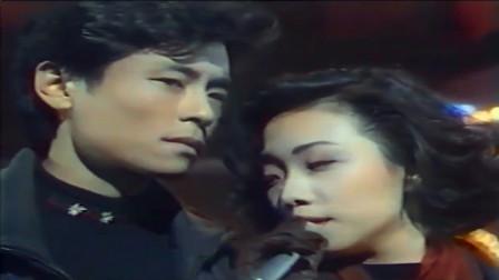王杰和林忆莲年轻时合唱这首歌太好听了,当时的嗓音无人能及!