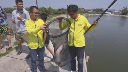 獵青第九期,道滘釣場遇難題