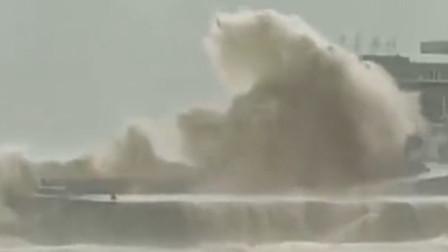"""""""利奇马""""风雨综合强度为1961年以来最大 已致56死"""