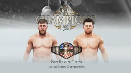 【FatalENGINE】《WWE 2K19》展示柜 《丹尼尔布莱恩的回归》#3