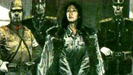 女战士被枪毙前,向日军提出一个请求,多年后日本老兵直言后悔!