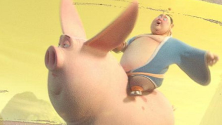 《哪吒》太乙真人坐骑变成猪的真因竟然是这个扎心了