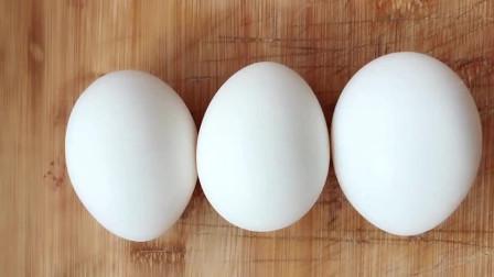 这样做的双色鸡蛋卷,孩子特别喜欢吃