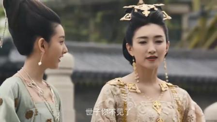 《九州缥缈录》羽然这个走路姿势,一点都不像公主!