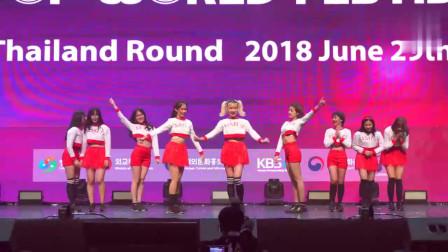 韩国女团热舞视频, 姐姐们跳的真棒!
