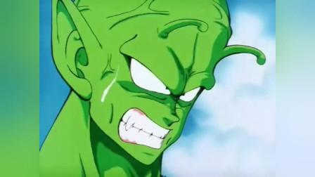 龙珠: 比克被气的骂悟空是个臭小子