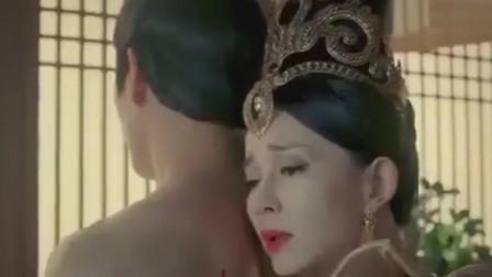 《朝歌》电视剧吻戏片段  吻戏爆发
