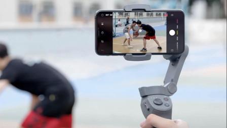 DJI大疆发布灵眸Osmo手机云台3,支持手势控制