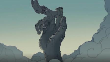 大厦下埋藏着一尊佛像,一根手指意外被建筑物砸断,这下惹祸了