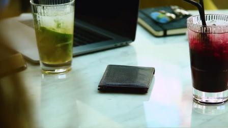 这高科技智能钱包,带有两种实用功能,你愿意携带吗?