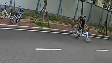 摩拜员工偷30多辆哈罗单车被拘:送给亲朋好友