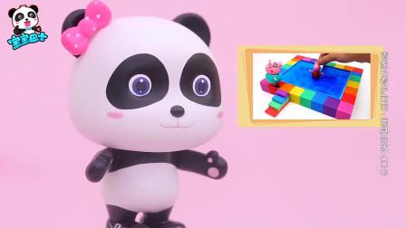 孩子爱看动画宝宝巴士:凉爽的泳池