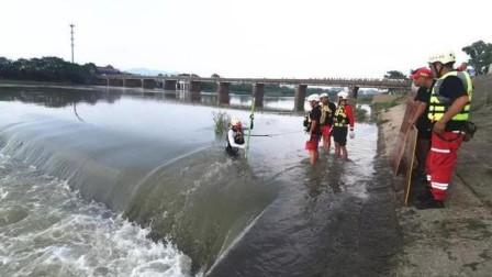 浙江一男子为救爱犬 被吸入滚水坝不幸溺亡