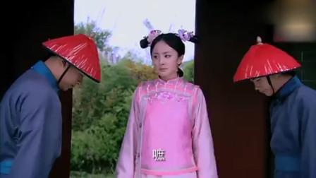 宫锁心玉:晴川说她已经把金瓶梅全部看完了,八阿哥一脸惊讶!