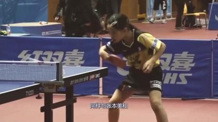 张本智和妹妹横空出世!11岁8场全赢夺冠,张本智和:妹妹能进国家队!