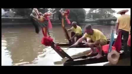 2019 黃埔深井村龍船紀錄片