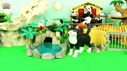 野生动物玩具,鸟类和鱼类玩具,儿童动物玩具