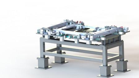 非标机械设计教程:旋转夹紧气缸的用途、原理及选型