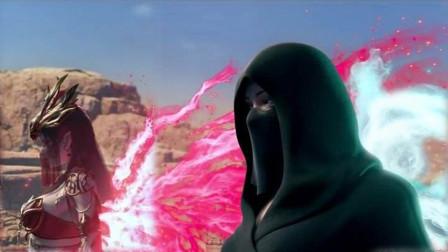 斗破苍穹:众高手斗气化翼,古河化身天线宝宝,她才是美的惊艳!