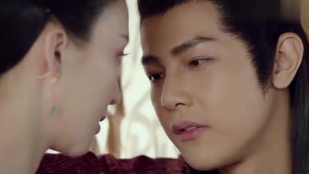 萌妃驾到:皇上在车厢甜蜜亲吻萌妃,霸道确立爱情关系!