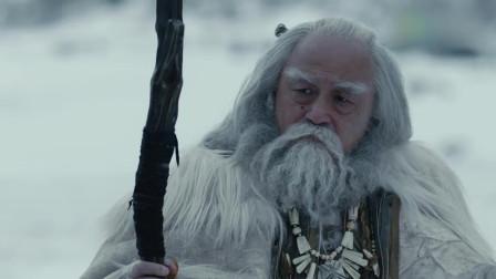 《九州缥缈录》这个白胡子老头有点可爱,一心惦记昊然弟弟的生死