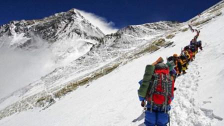 登珠峰不再是给钱就行 要登过6500米高峰才有资格