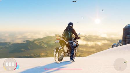 飙酷车神2:来我带大伙去雪山顶上看日出