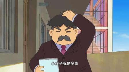 甜心格格:王主任的宣言:头可断,血可流,发型不能乱!