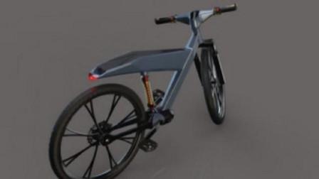 """深圳21岁女孩发明""""无链条""""单车,配速300公里,摩托车要被淘汰?"""