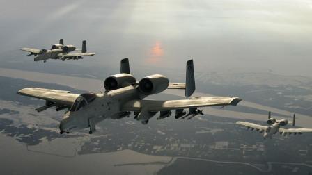 美国A-10攻击机成功换装,国会背后全力支持,国防部都无可奈何