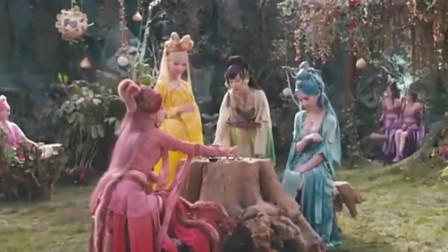 狐妖让恩人之子随意挑选女儿做老婆,网友:小子,好有福气