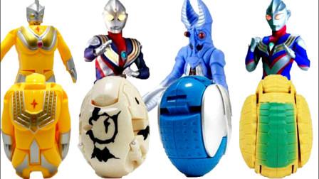 猪猪侠和星原小宝拼装奥特曼玩具
