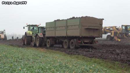 大型农场之机械化